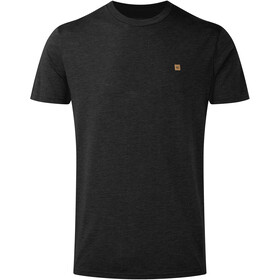 tentree Treeblend Classic T-Shirt Homme, meteorite black heather